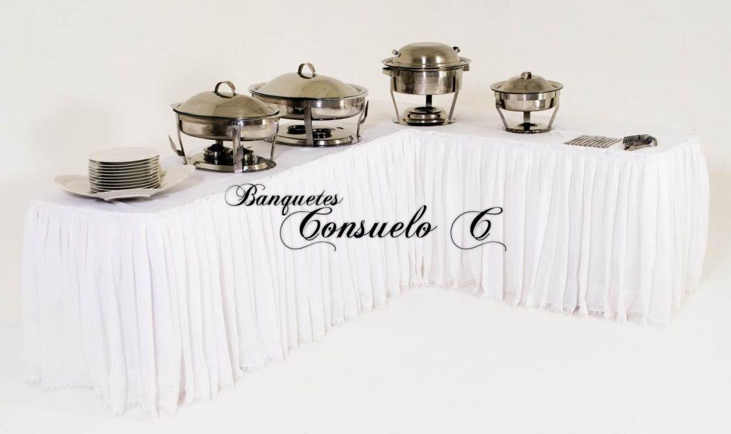 Buffet con Samovares - Banquetes Consuelo C
