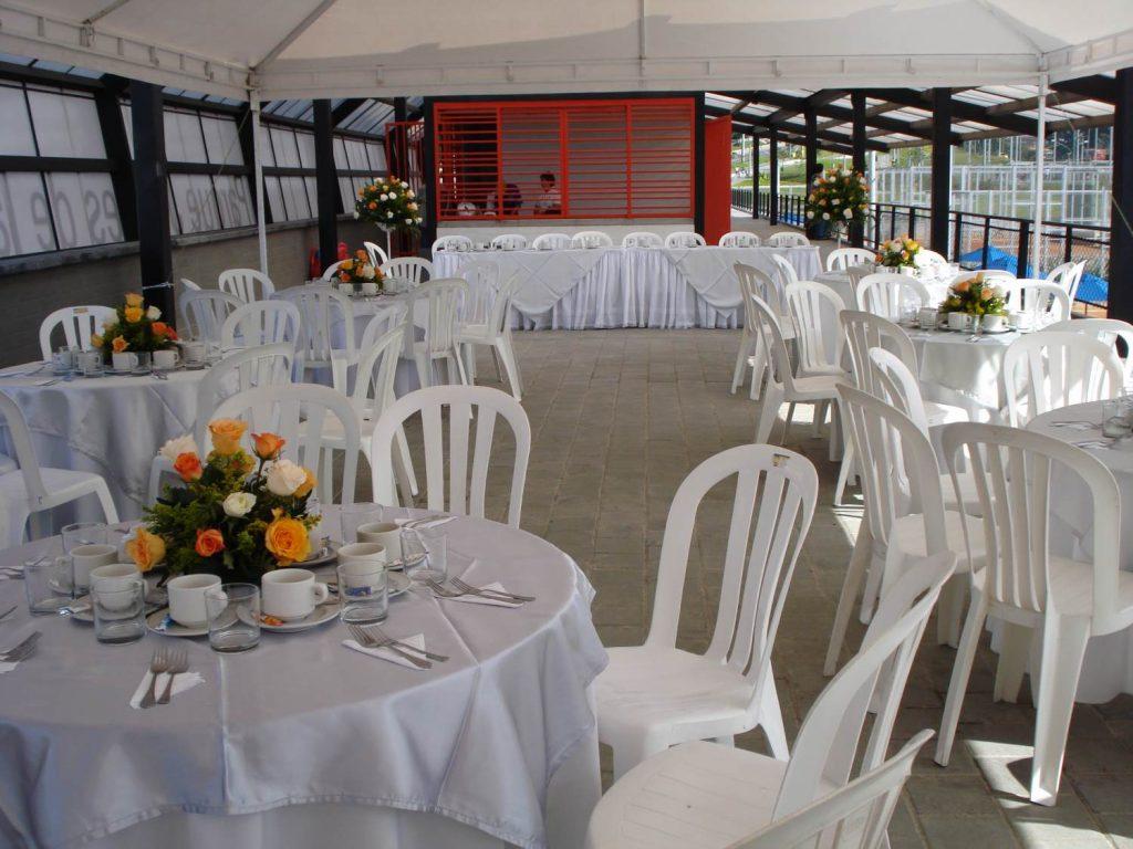 Evento con la Alcaldia de Med - Banquetes Consuelo C