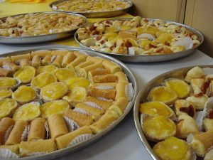 Evento PPanamericana, Pasabocas-Banquetes Consuelo C