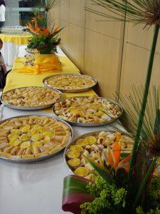 Evento Papeleria Panamericana, Pasabocas -Banquetes Consuelo C