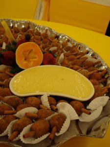 Pasabocas Bombocitos de Pollo 5 - Banquetes Consuelo C