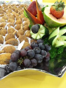 Pasabocas Bombocitos de Pollo - Banquetes Consuelo C