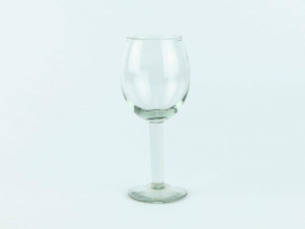 copa de vino vieja